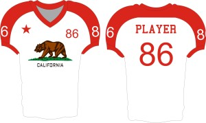 Pac West North All Star Jersey